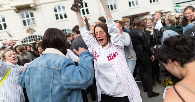 Distortion: Her skal du feste på Vesterbro