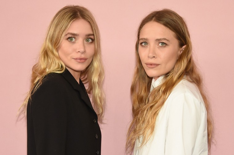 Ashley og Mary-Kate Olsen