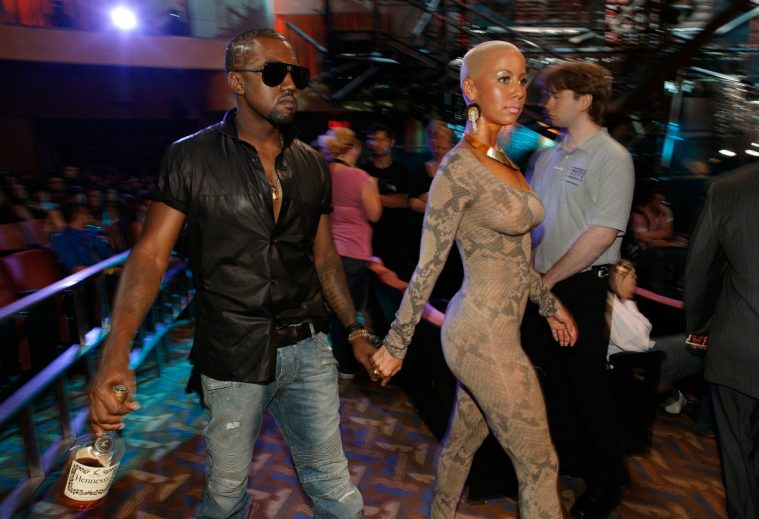 GettyImages-ChristopherPolk-KanyeWestAmberRose