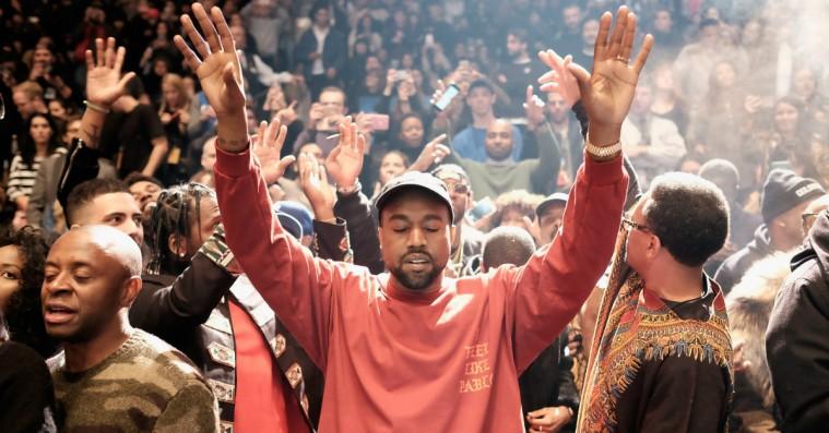 Laver Drake også musik med Kanye West i Wyoming?