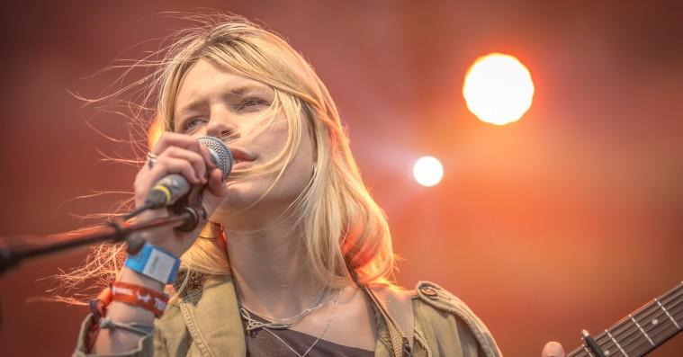 Roskilde Festival: Hater ramte Rising med vindblæst svensk indiepop