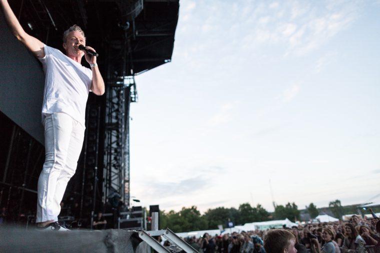 Thomas Helmig leverede euforisk folkefest på NorthSide / Koncert
