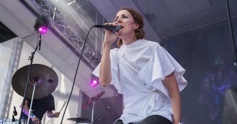 Irah nåede himmelske højder på Roskilde Festival
