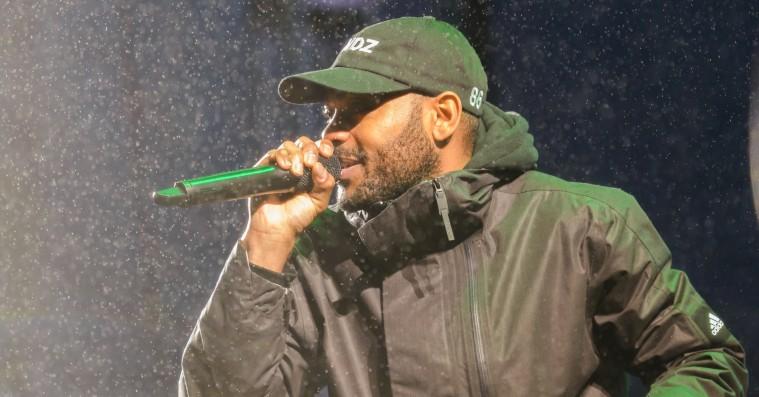Kano gav en magtfuld grime-opvisning på Roskilde Festival