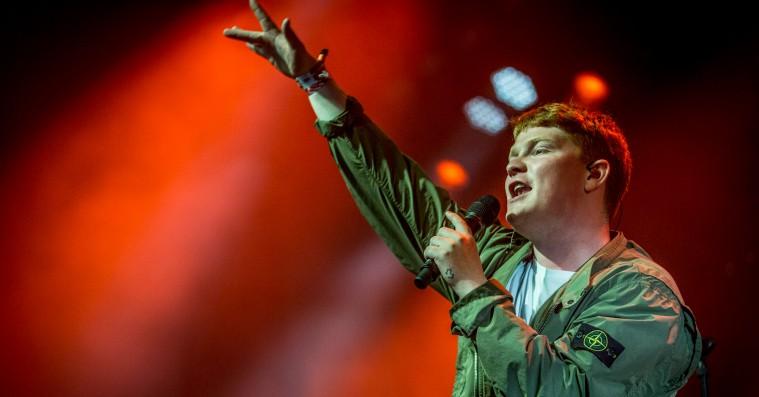 Karl William leverede optimistisk popseance på Roskilde Festival
