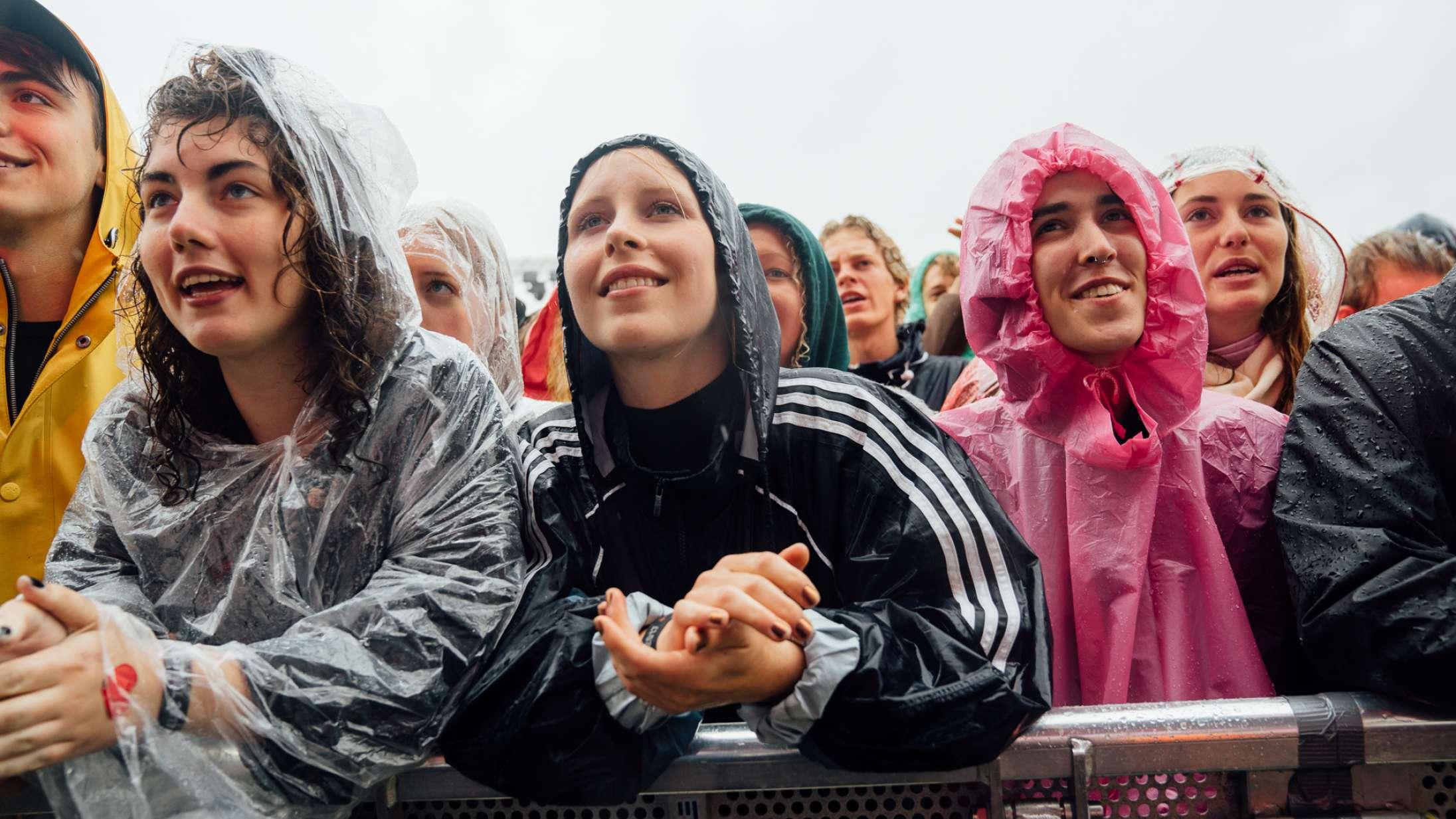 5.000 billetter til næste års Roskilde Festival kan kun købes af personer under 25 år