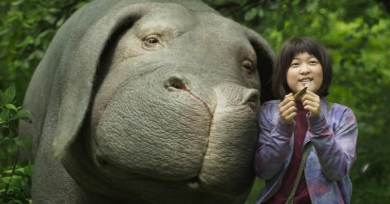 'Okja': Netflix' vegetariske eventyrfilm er et supernuttet festfyrværkeri