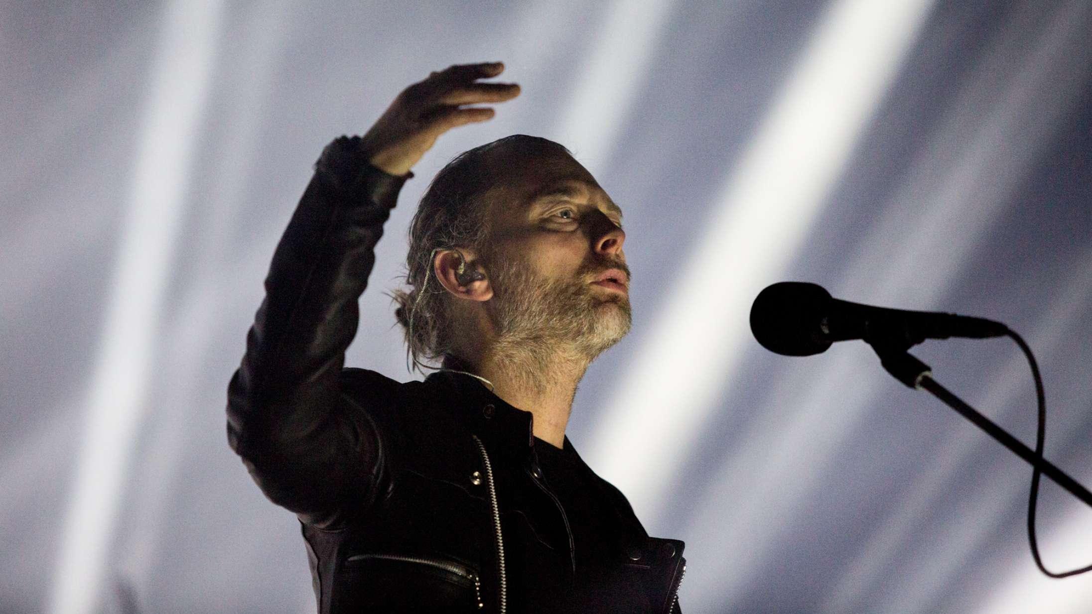 Thom Yorke aflyser sin koncert på Roskilde Festival