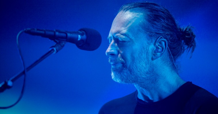 Se hele Radioheads storslåede NorthSide-koncert