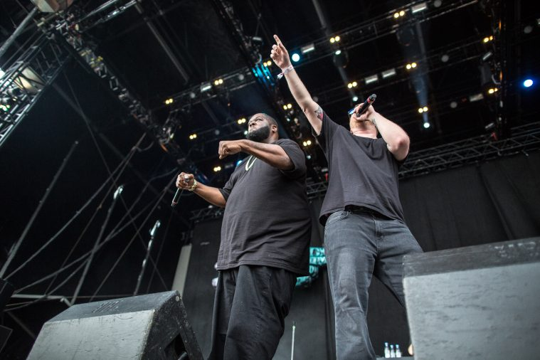 Run the Jewels: Killer Mike og El-P.