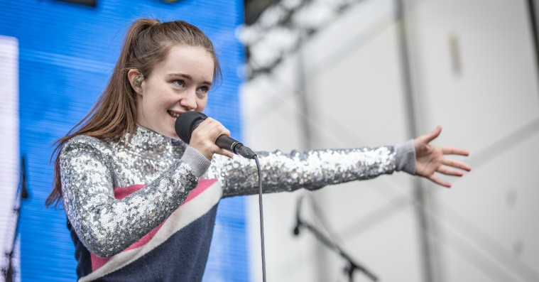 Watch out, Mø! Sigrid charmerede Apollo