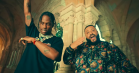 Tempelfest og tigre i snor: Se Travis Scott, Rick Ross og Big Sean i ny DJ Khaled-video, 'On Everything'