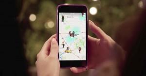 Snapchats nye kort-funktion kan afsløre folk i utroskab – og er et slaraffenland for stalkere