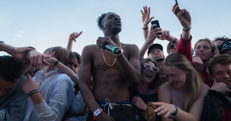 Snow Boyz på Roskilde Festival: Når ét hit ikke er nok