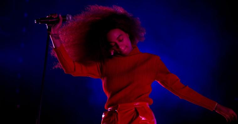 Solange på Roskilde Festival: Hjerte, sjæl og perfektion
