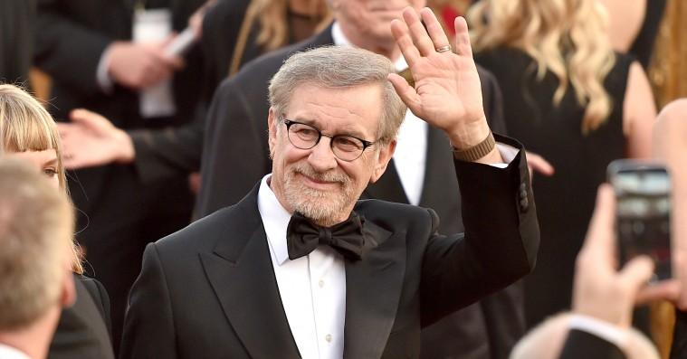En ung Steven Spielberg blev irrettesat for grov opførsel under optagelserne på 'E.T'