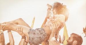 Ligestillingen skal øges på festivalscenerne – Smirnoff tager kampen op