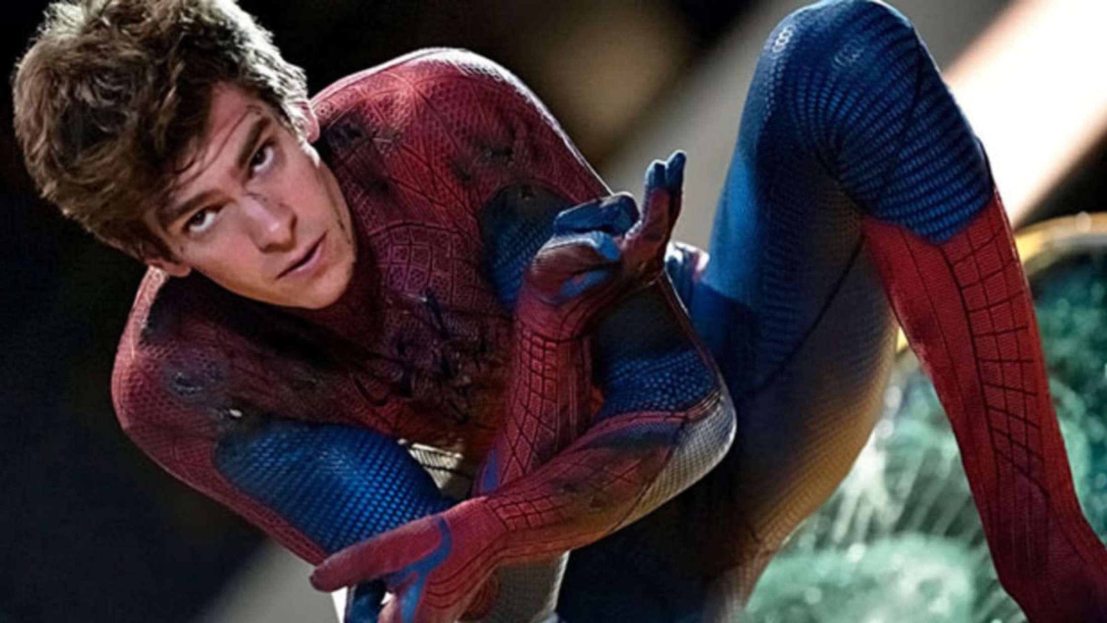 Andrew Garfield kommenterer rygterne om, at han er med i 'Spider-Man: No Way Home': »Jeg vil anbefale jer at slappe af«