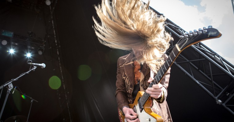 Roskilde Festival: Tiltrængt tryllefløjte til Værkets progrock på Rising