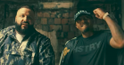 Nas, DJ Khaled og Travis Scott er på flugt fra politiet i video til 'It's Secured'
