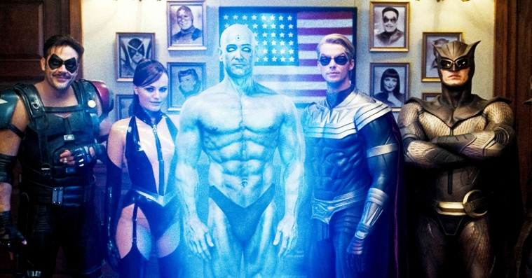 Damon Lindelof brygger på 'Watchmen'-serie for HBO
