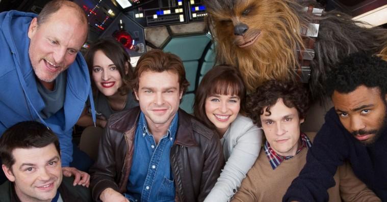 Ron Howard teaser Dødsstjernen i kommende 'Han Solo'-spinoff