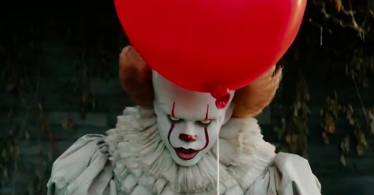 Bill Skarsgård skræmte børn under 'It'-optagelserne: »Nogle græd, nogle rystede«