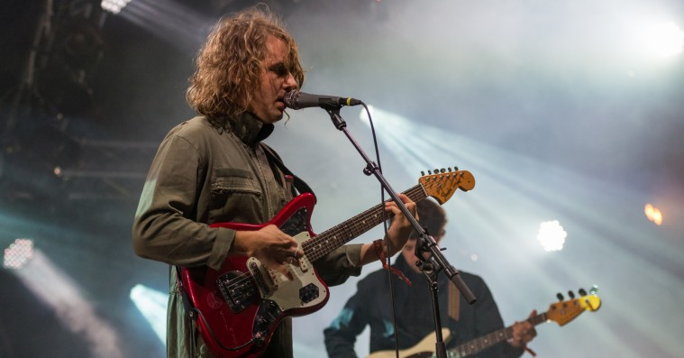 Roskilde Festival: Kevin Morby var bedst, når han fyrede op for fuzz-kedlerne