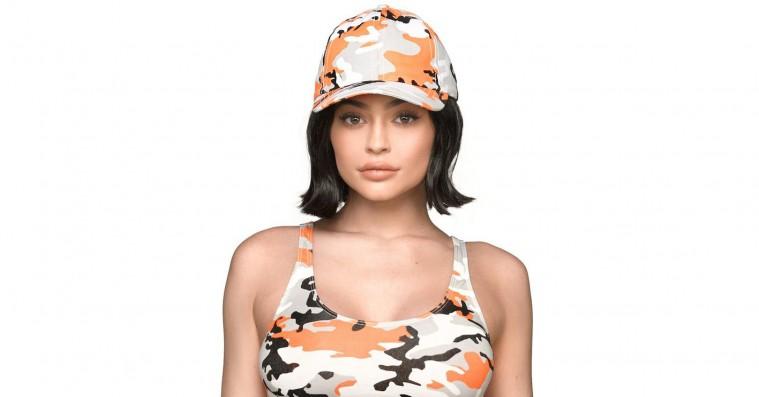 Kylie Jenner beskyldt for at kopiere brand, hun selv går i