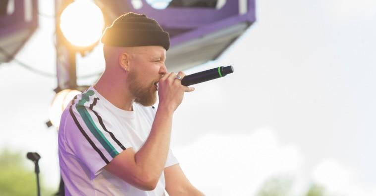 Roskilde Festival: Monti tog røven på alt og alle
