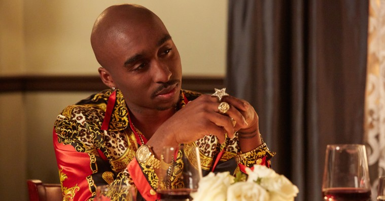 Tupacs gode veninde Jada Pinkett Smith raser over 'All Eyez On Me': »Usand og dybt sårende«