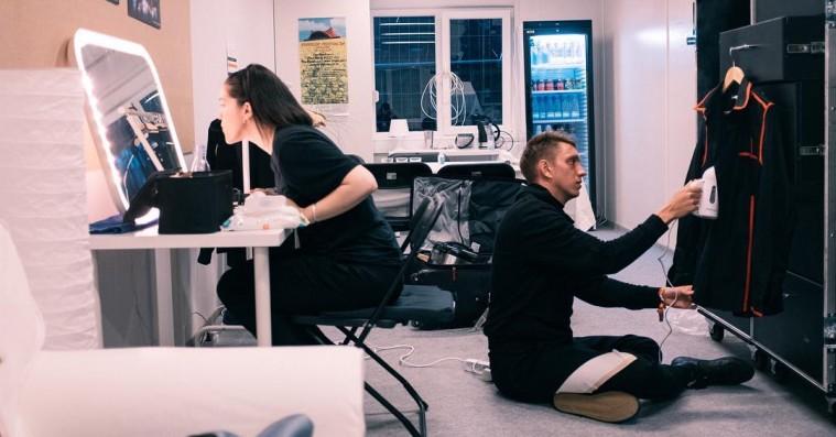 Kunstnernes Instagram-skud fra Roskilde: Se The xx, Gucci Mane og Halsey boltre sig backstage