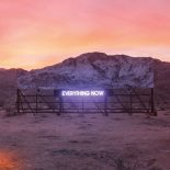 Arcade Fire er lige så kyniske på 'Everything Now', som den kultur de langer ud efter - Everything Now