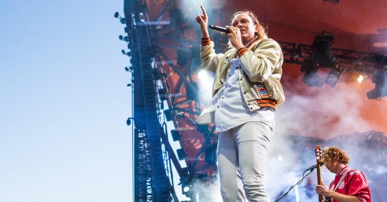 Arcade Fire leverer tvivlsomt live-cover af Lordes 'Green Light' hos BBC Radio 1