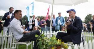 Badesøen: Fire ting, som den nye festival gjorde rigtigt