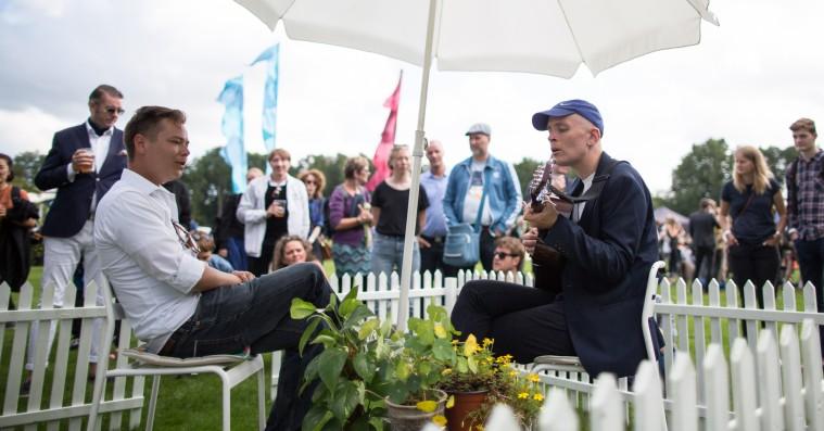 Badesøen: Fire ting, som den nye festival i Albertslund gjorde rigtigt