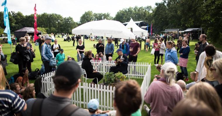 Badesøen Festival annoncerer pop-op-program med otte navne