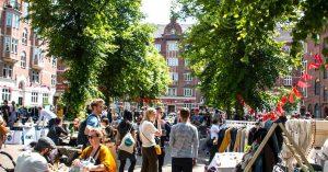 Ugens Kulturguide: Champagnemiddag, BBQ og blandede sommermarkeder
