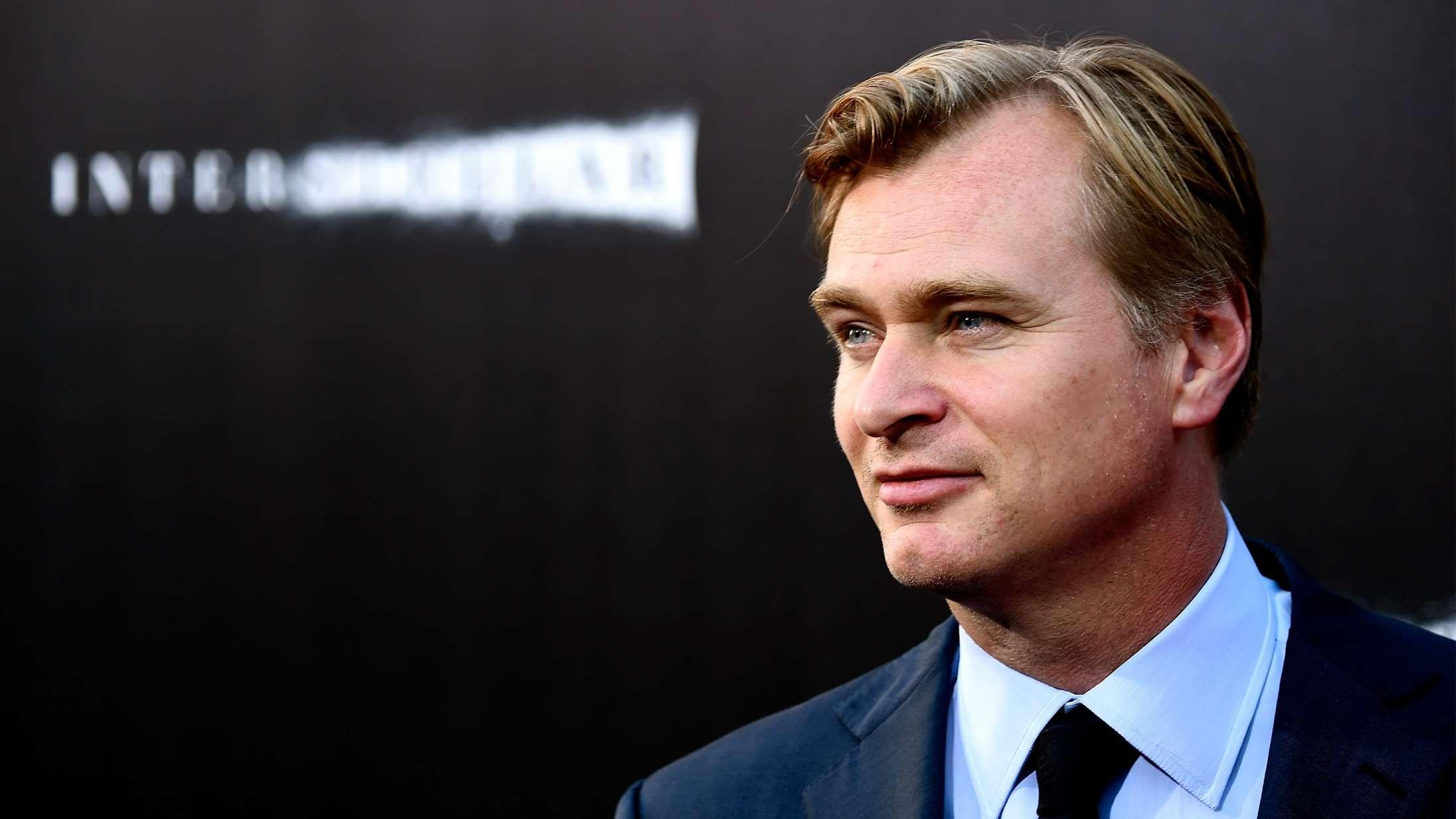 Okay – Christopher Nolan tillader faktisk stole under sine optagelser