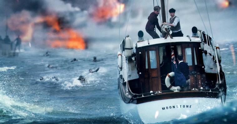»Mesterværk!« De internationale anmeldere jubler over Nolans 'Dunkirk'