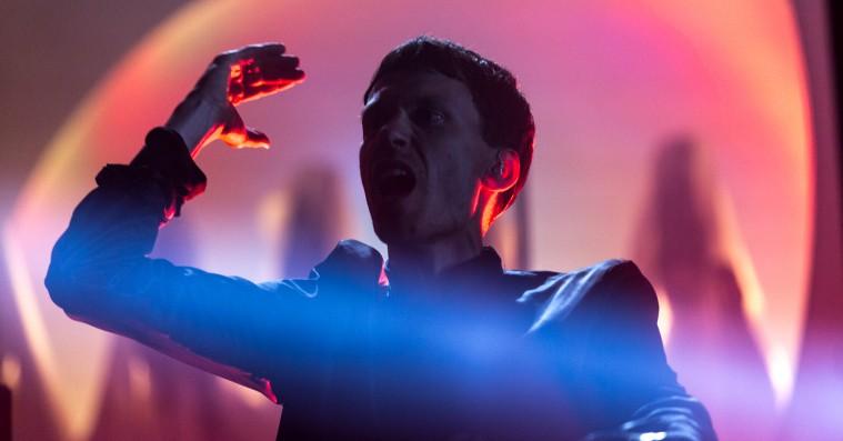 Den Sorte Skole på Roskilde Festival: Sample-veteraner i storstilet Orange-triumf