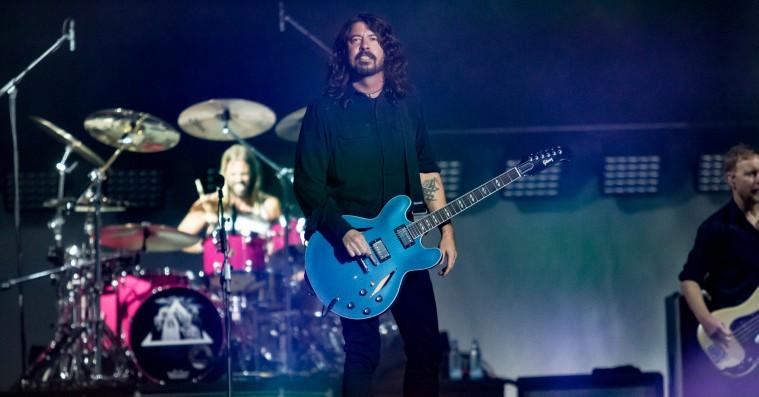 Roskilde Festival: Foo Fighters leverede en næsten eksemplarisk rockfest