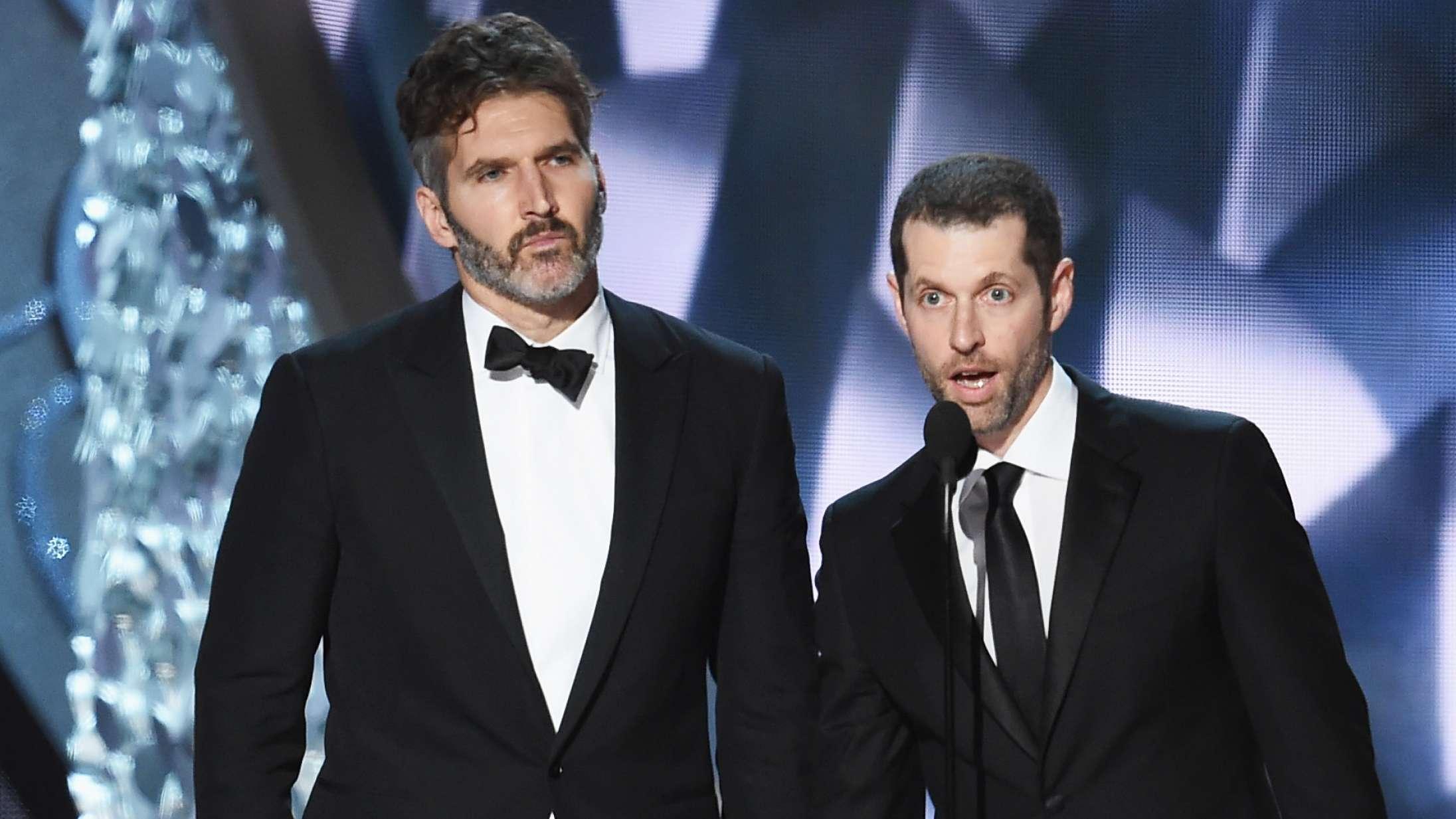 Netflix skriver millionkontrakt med 'Game of Thrones'-duo
