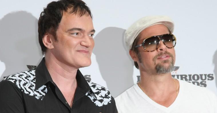 Ny Tarantino-film om virkelig seriemorder på vej – måske med Brad Pitt