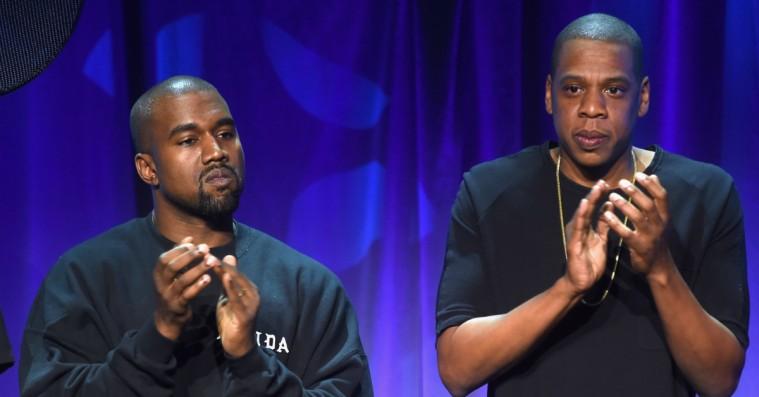 Kanye Wests beef med Jay-Z er definitivt ovre efter nyt Instagram-post