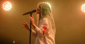 Halsey laver flot Frank Ocean-cover – hør hendes fortolkning af 'Solo'