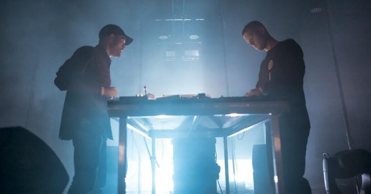 Kenton Slash Demon og Simon Dokkedal delte lussinger ud til nattefesten på Musik i Lejet – se billederne