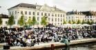 Klassisk på Kyssetrappen: Nyt koncertkoncept søsættes på vandet ved Ofelia Plads