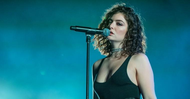 Se Lorde fortolke Frank Oceans ømme 'Solo'