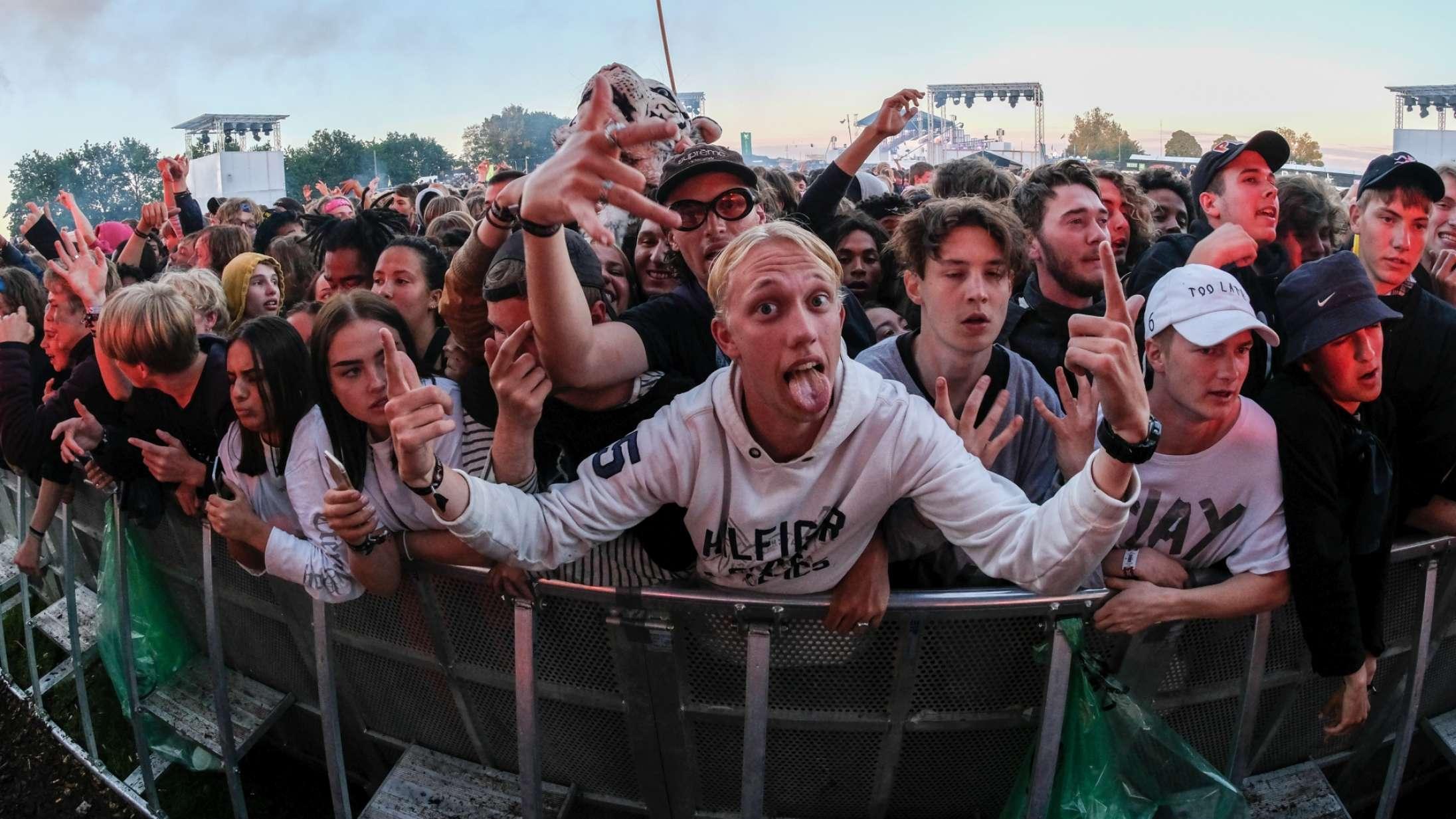 Roskilde Festival tror på 2021: »Vi kigger ikke på at skære i antal artister eller scener«
